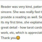 tarot reading singapore review