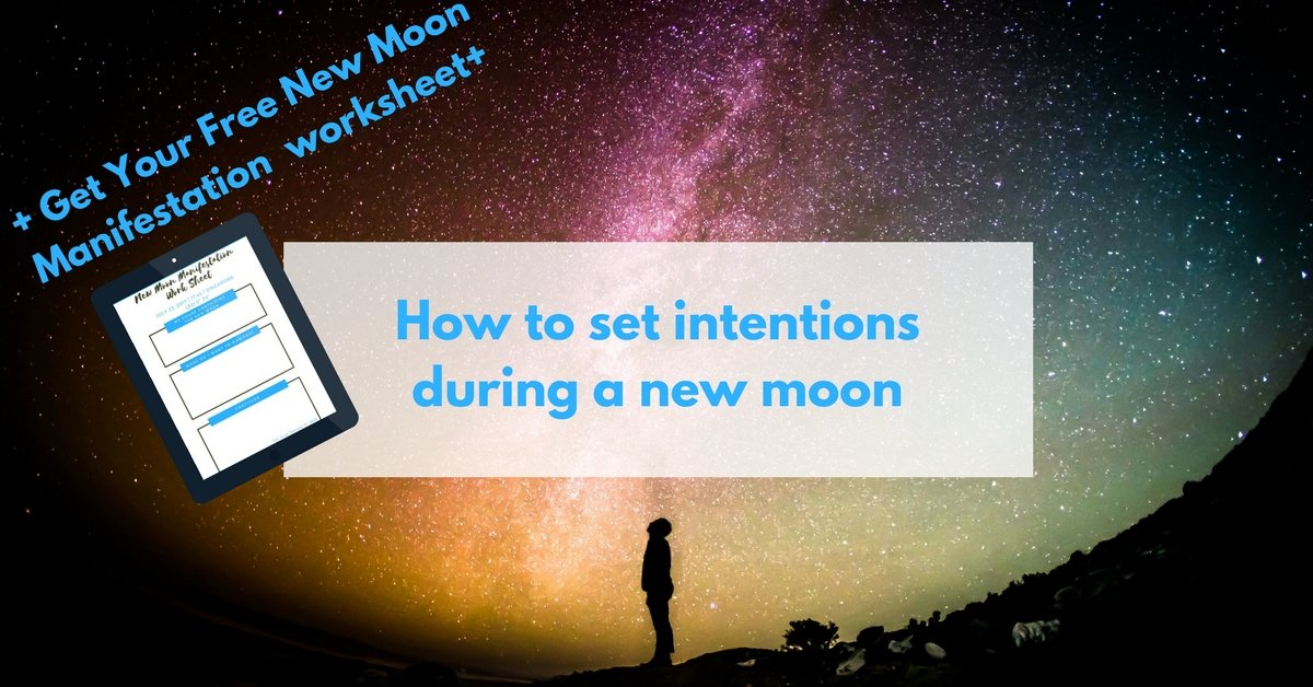 How to do a new moon manifestation ritual