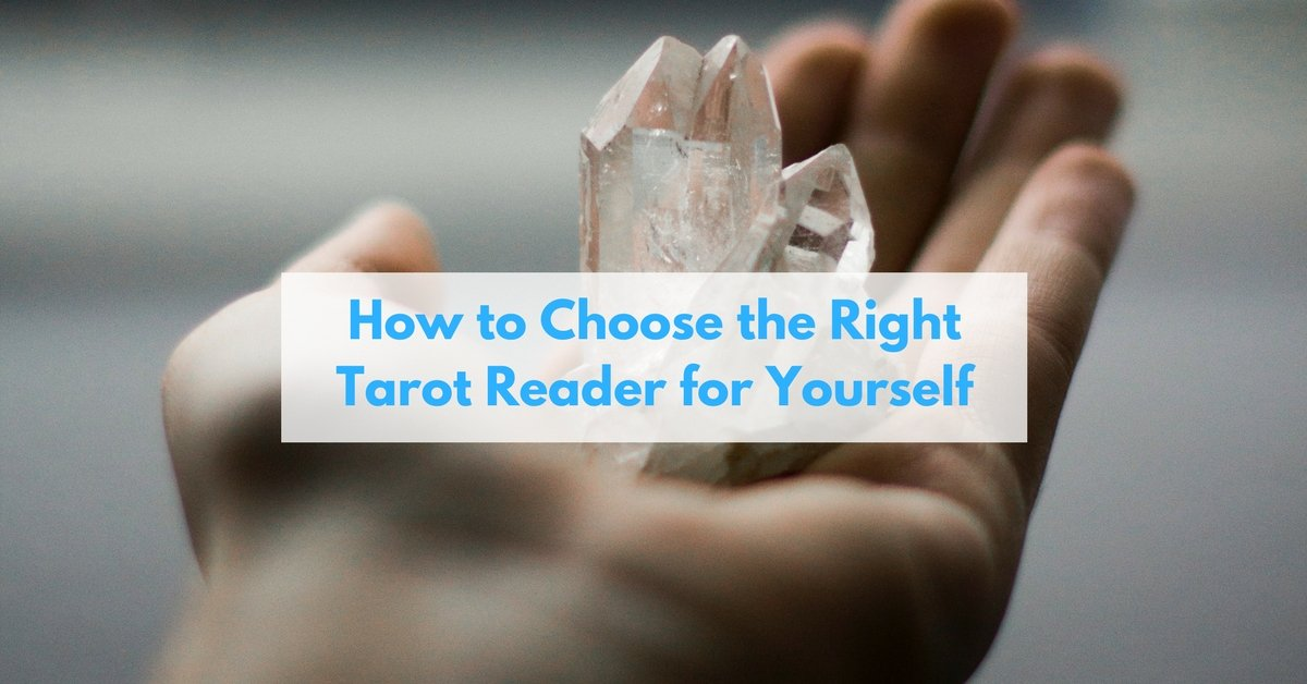 how to find a tarot reader