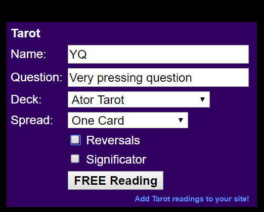 best site for tarot reading online