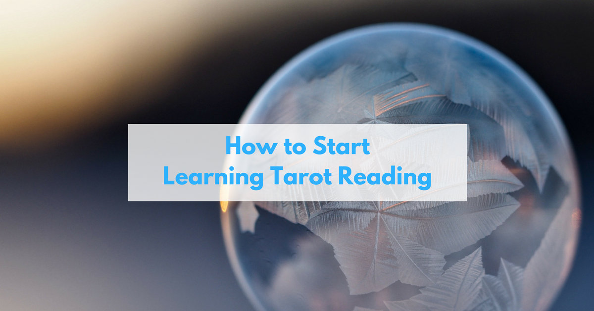 learn tarot for beginner
