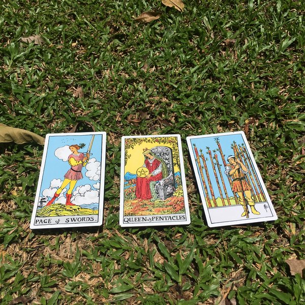 Virgo New Moon Tarot Reading