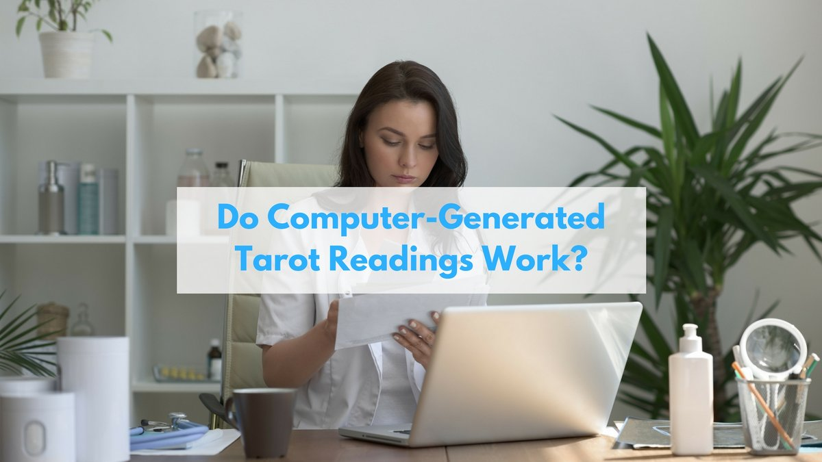 do computer generated tarot readings work?