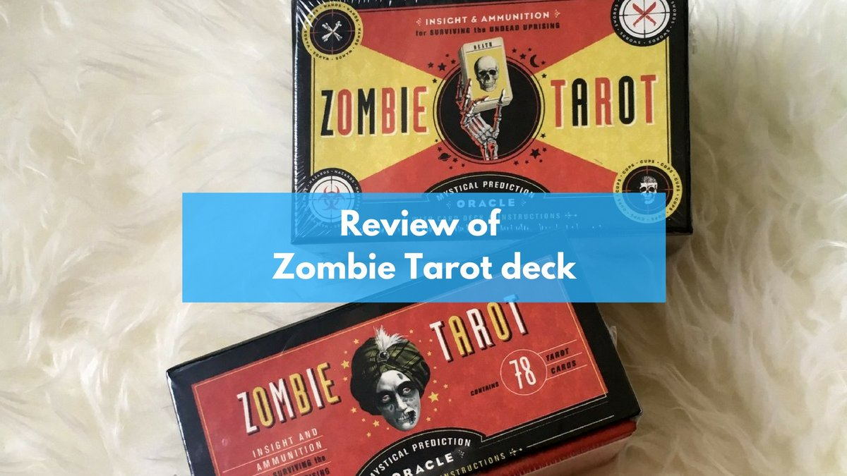 zombie tarot review