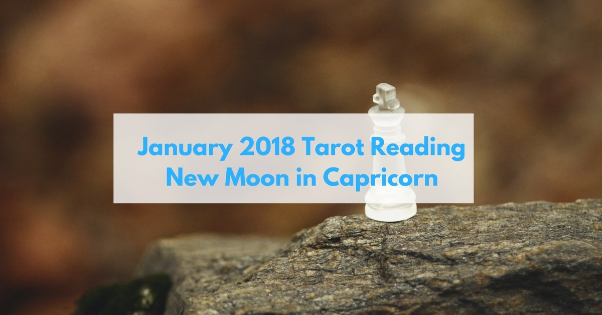 capricorn new moon tarot reading