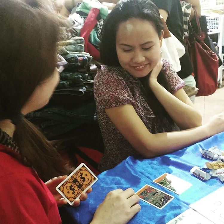 singapore tarot reading