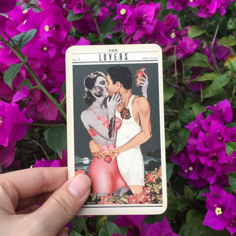 free tarot reading on instagram