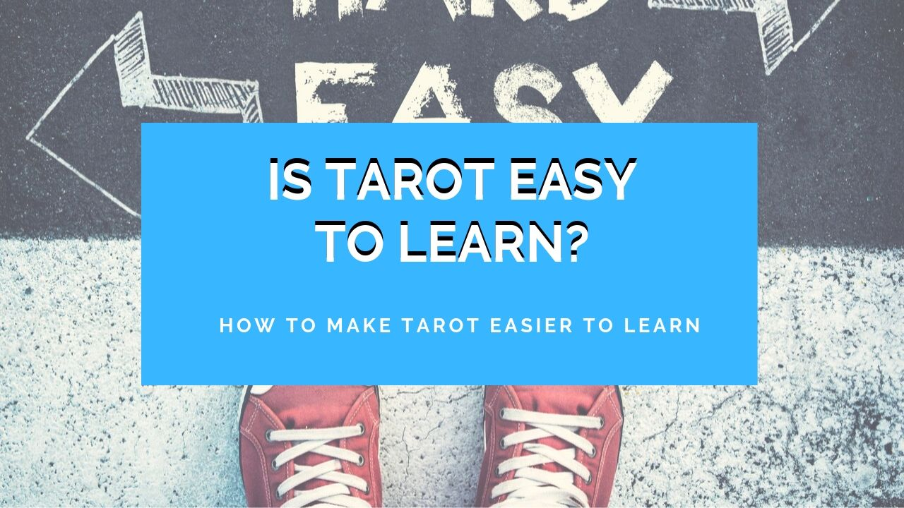is tarot easy to learn