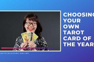 tarot card of the year