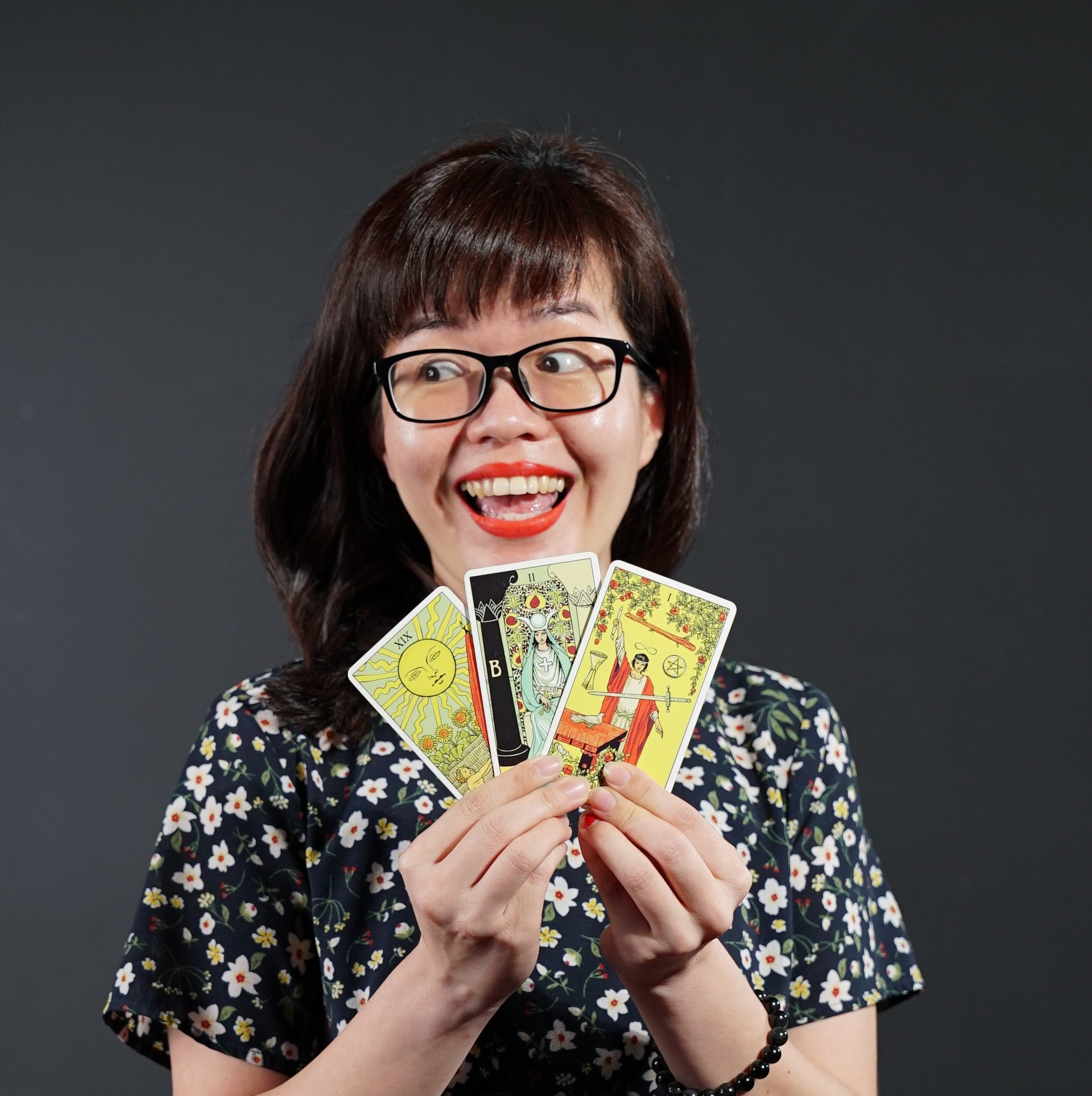 singapore tarot reader