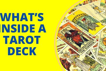 whats inside tarot deck